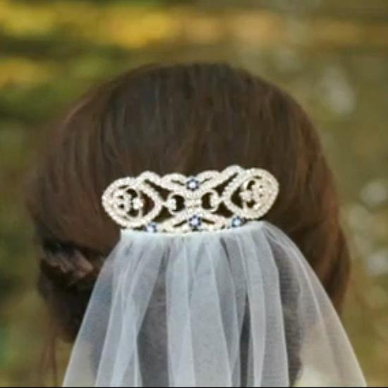 ZOMG, It's Bella Swan's Wedding Hair