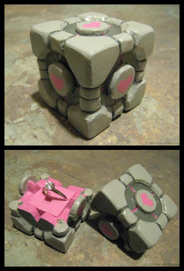 Companion Cube Proposal