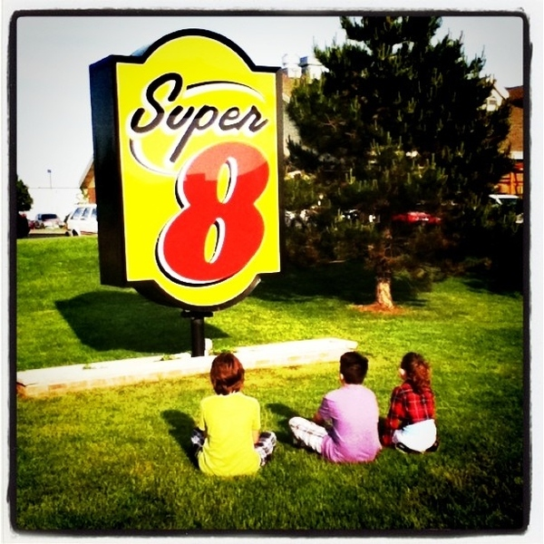 Took the Kids to See Super8