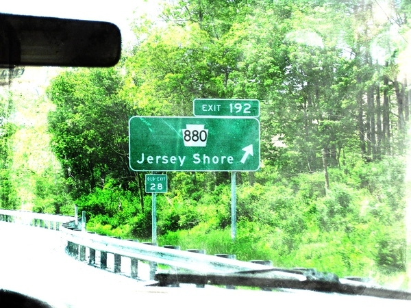 Jersey Shore: I Kept Driving