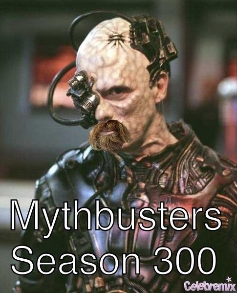 Mythbusters Season 300