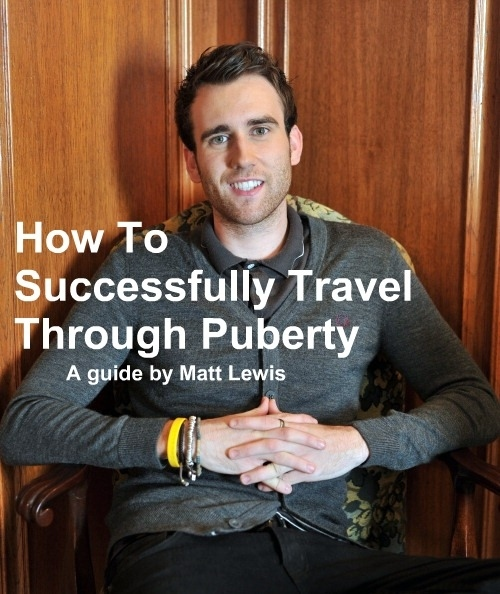 How To Successfully Travel Through Puberty