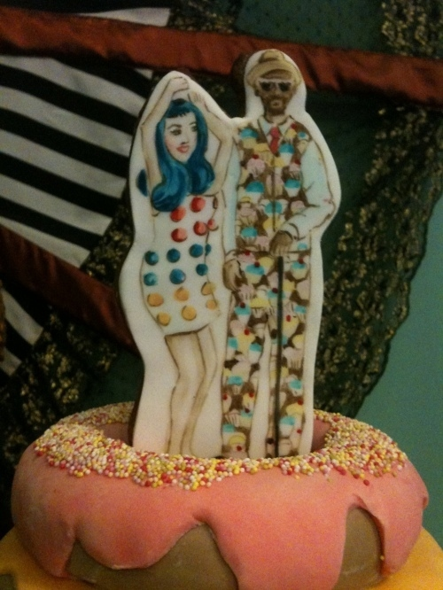 Edible Katy Perry & Snoop