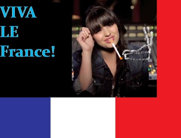 Viva La France!