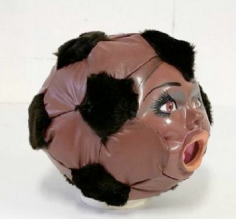 Soccer Ball Sex Toy