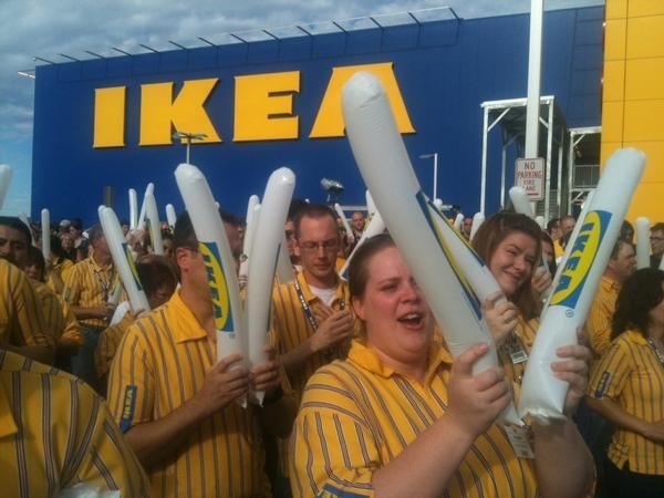 IKEA Opens in Denver