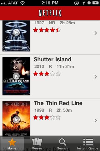 11.5 Hours of Shutter Island.