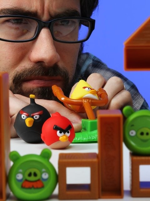 "Angry Birds: ""The Home Game"""
