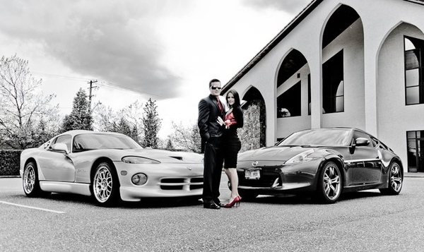 Coolest Prom Pic Ever!