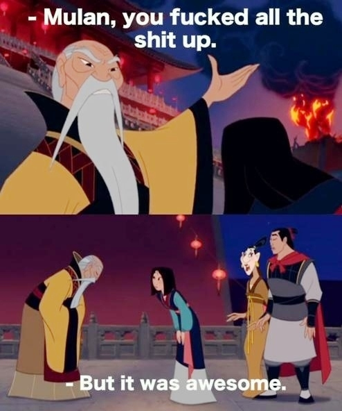 Mulan In Slang