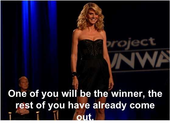 Heidi Klum Tells It Like It is