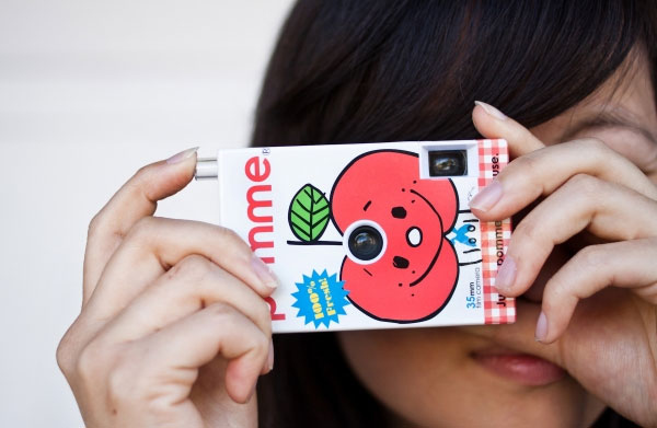 The Juice Box Camera