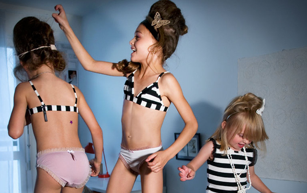 Lingerie For 4-Year Olds Is Disturbing