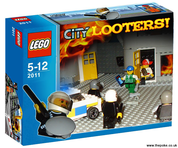 Lego Looters