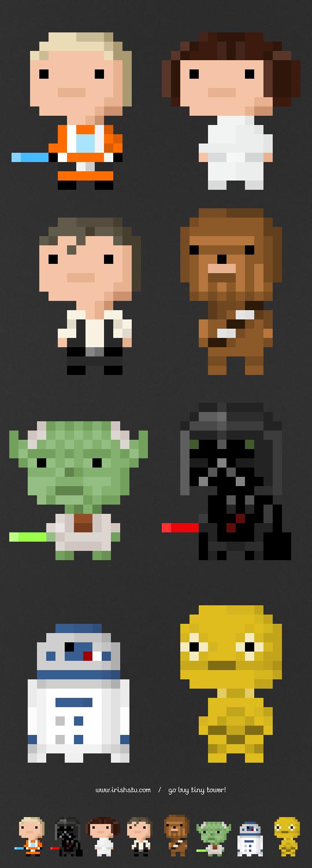 Star Wars Bitizens