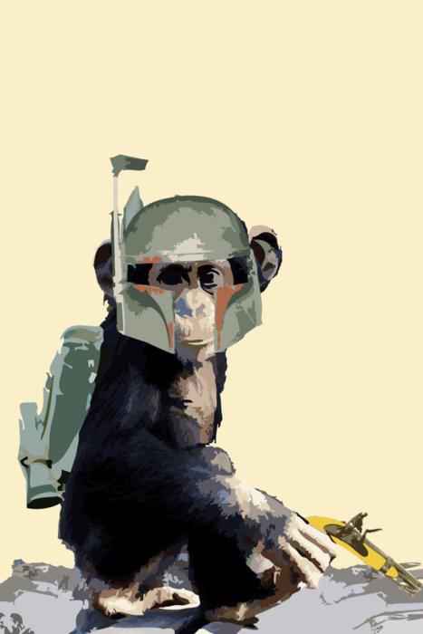 Boba Chimp