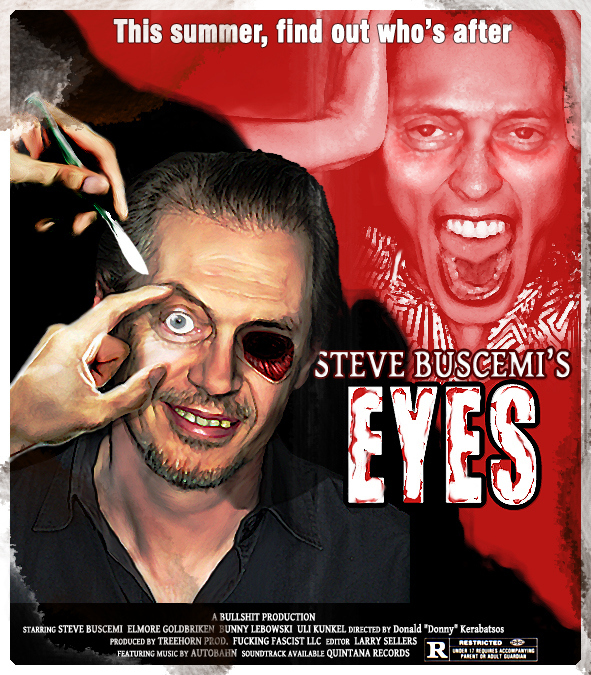 Memes Of Horror 2: Steve Buscemi's Eyes