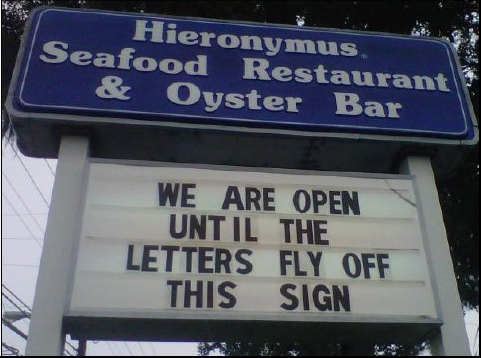 Oyster Bar's Hurricane Operating Hours