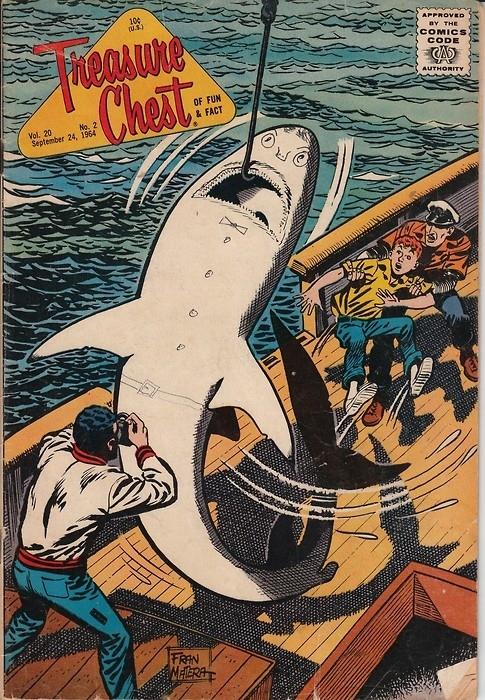 Sigh  Shark Week