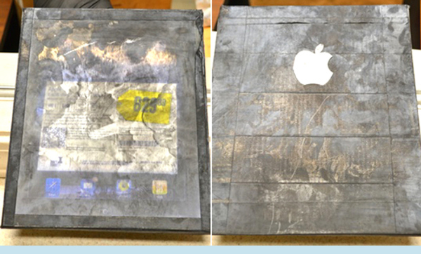 Woman Buys Wooden iPad For $180