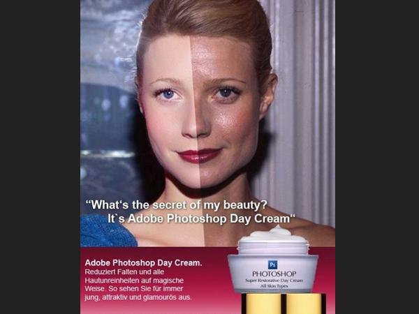 Adobe Photoshop = Eternal Beauty