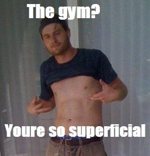 Superficial Sean