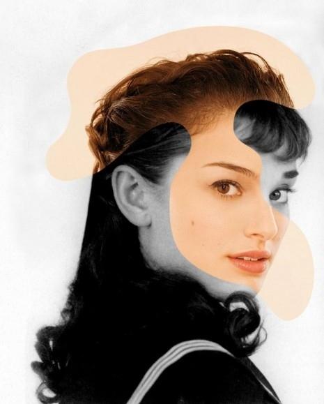 Natalie Portman Is Audrey Hepburn