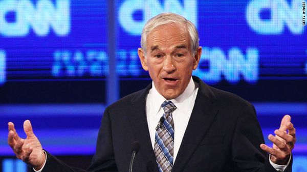 Ron Paul Wins California Straw Poll