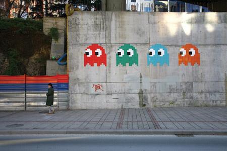 Space Invader Invades LA [pics]