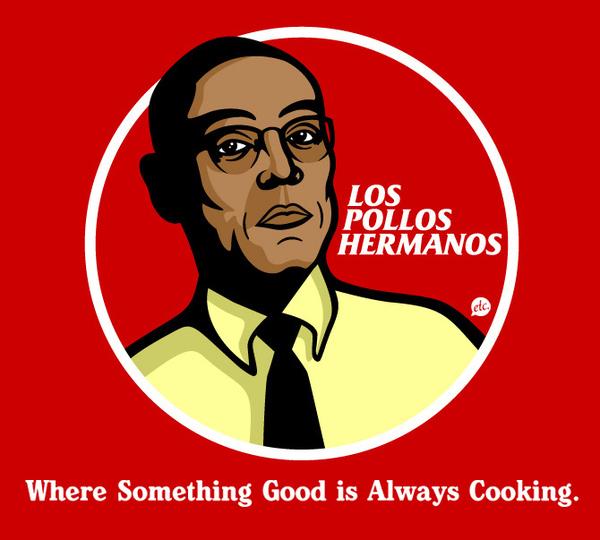 Los Pollos Hermanos Gets a New Logo