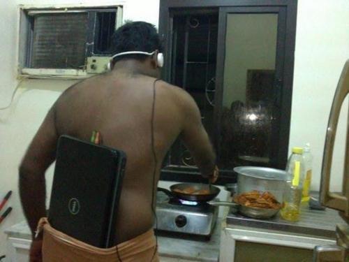 I Don't Need No Stinkin' iPod