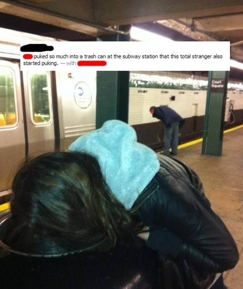 How to Influence Strangers On the Subway