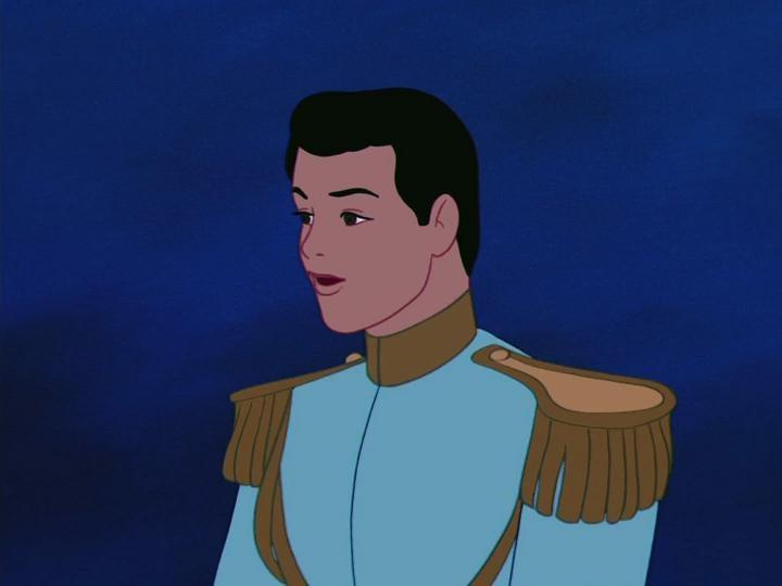 золушка принц