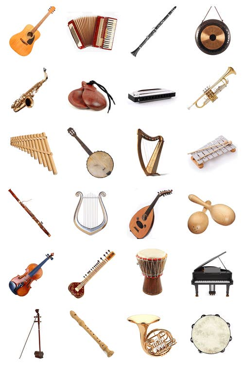 Most People Can T Identify 10 Musical Instruments Can You