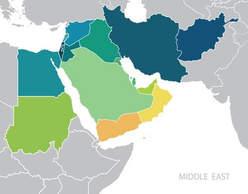 How Much Do You Know About The Middle East Geographically?