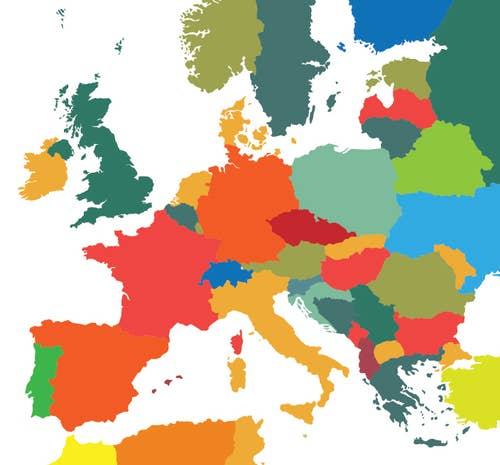 Quiz: Can You P This European Geography Test? on europe map quiz fill in, europe physical features map quiz, map of europe quiz, europe after ww1 map quiz, europe map with countries and capitals quiz, sea europe map quiz, europe ocean map quiz, western europe map quiz, southern europe map quiz, europe landscape map quiz, europe map eastern quiz, southeastern europe map quiz, europe and asia map quiz, europe map lizard quiz,