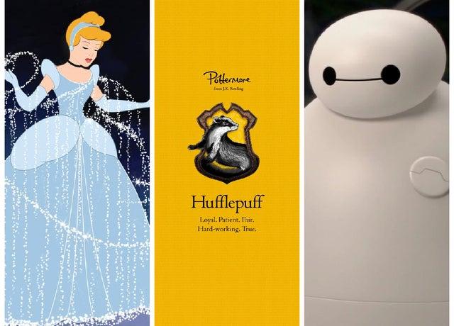 licensed by Disney / Pottermore / Disney