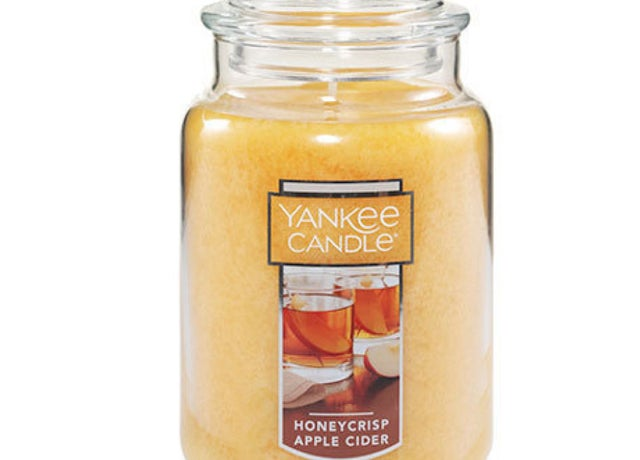 licensed by Yankee Candle