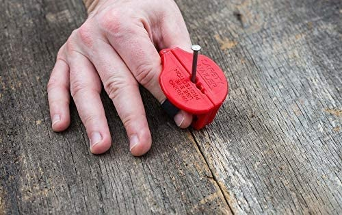 hand using the red grip