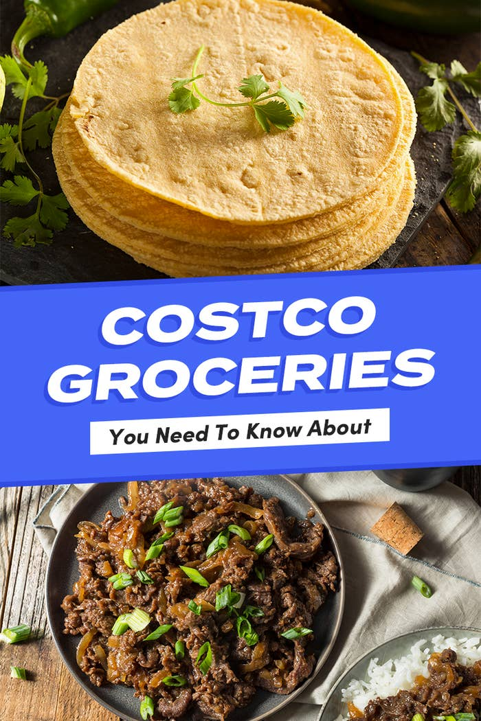 19 Underrated Costco Groceries That You Need To Know About