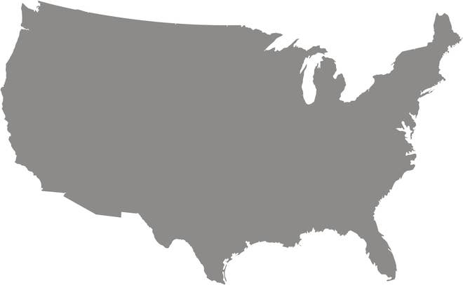 Map Of Texas Quiz.If You Pass This Us State Quiz You Re The Smartest Person I Know