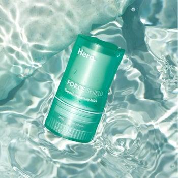 the green serum tube