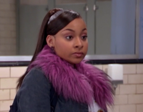 """Raven Baxter from """"That's So Raven"""""""