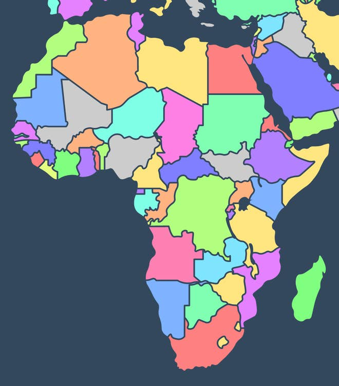 If you can find these 15 countries on a map youre smarter than find the democratic republic of the congo gumiabroncs Image collections
