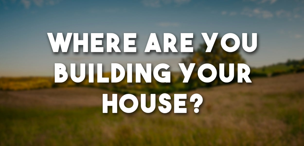 Can You Build Your Dream Home On Grand Designs Without Going