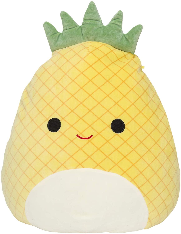 16 inch plush happy face pineapple
