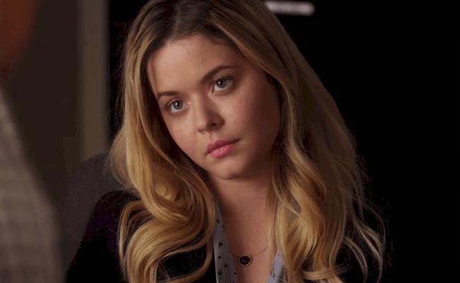 "Sasha Pieterse as Ali in ""Pretty Little Liars"""