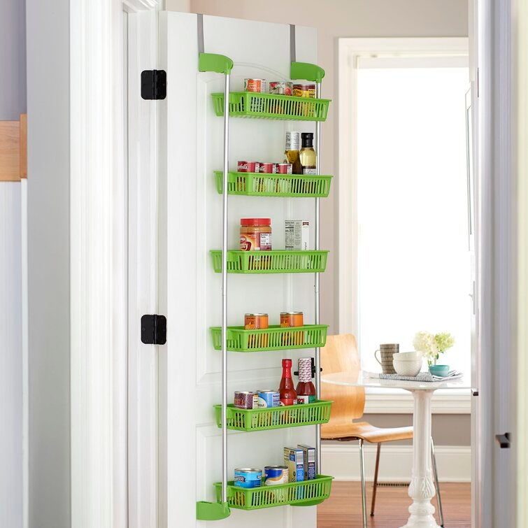 The over pantry organizer