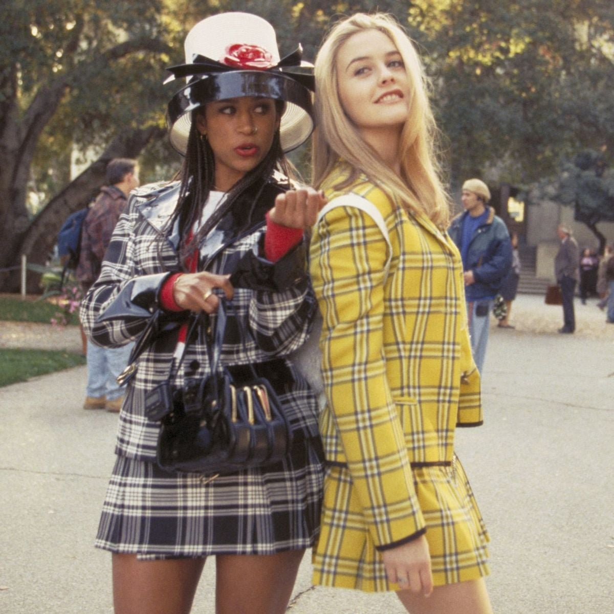 Dionne and Cher from Clueless