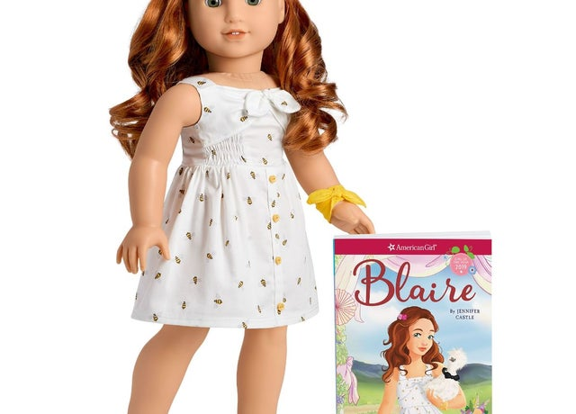 licensed by American Girl